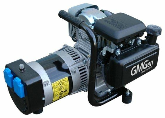 бензиновая электростанция gmgen gmh2700