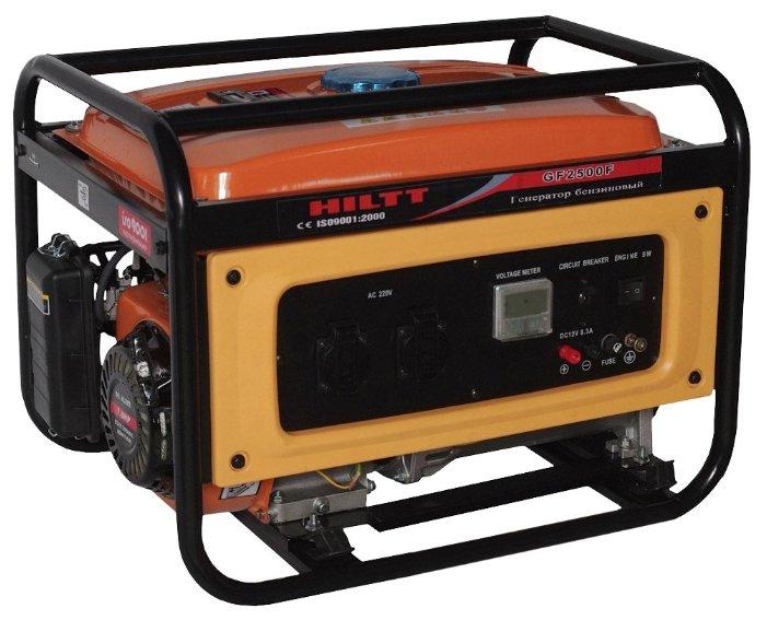 бензиновая электростанция hiltt gf2500f