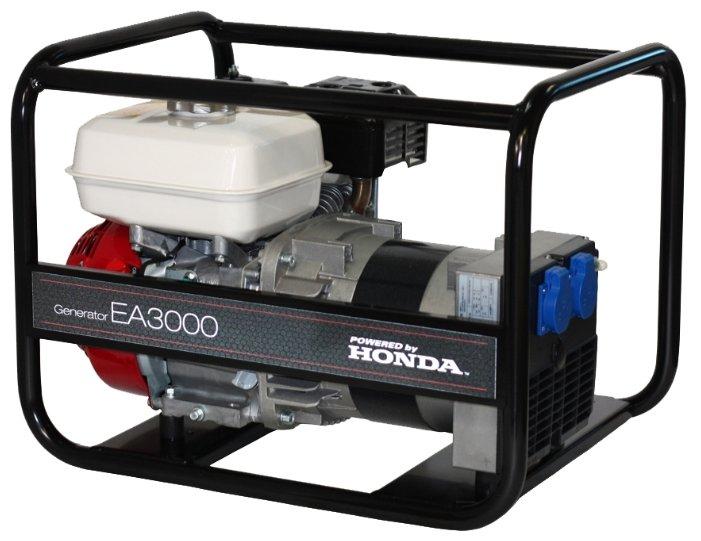 бензиновая электростанция honda ea3000