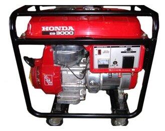 бензиновая электростанция honda eb3000
