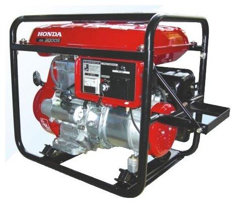 бензиновая электростанция honda eb3000s