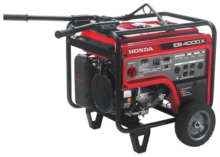 бензиновая электростанция honda eb4000