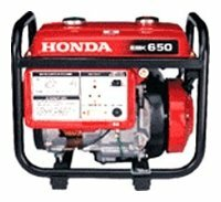 бензиновая электростанция honda ebk650