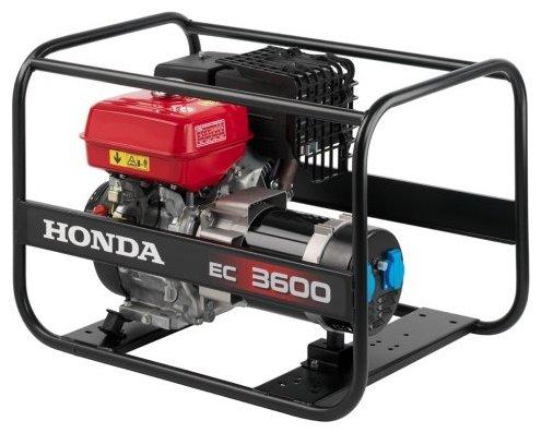 бензиновая электростанция honda ec3600