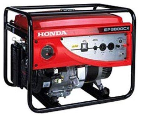 бензиновая электростанция honda ep3800cx