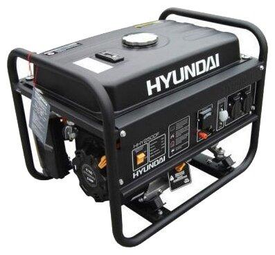 бензиновая электростанция hyundai hhy 2200f
