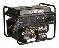 бензиновая электростанция hyundai hhy 5010fe