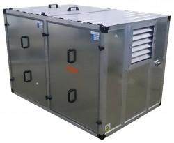 бензиновая электростанция hyundai hy 12000le-3