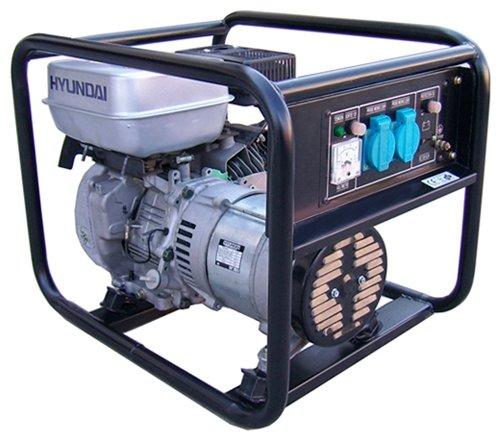 бензиновая электростанция hyundai hy2500