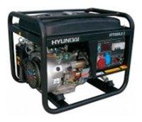 бензиновая электростанция hyundai hy6000lek-3