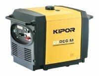 бензиновая электростанция kipor g6dcg-m