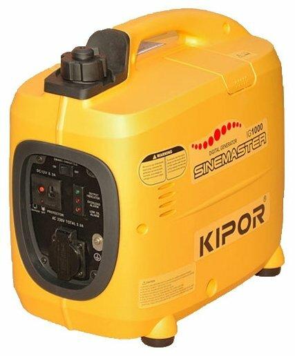 бензиновая электростанция kipor ig1000p