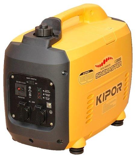 бензиновая электростанция kipor ig2600p