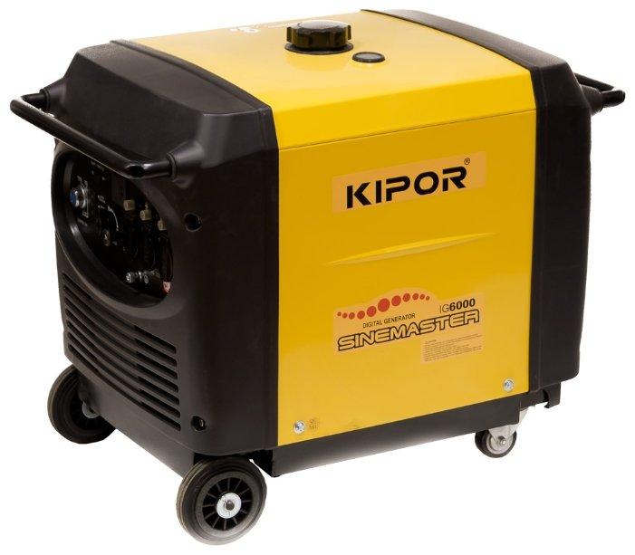 бензиновая электростанция kipor ig6000аh