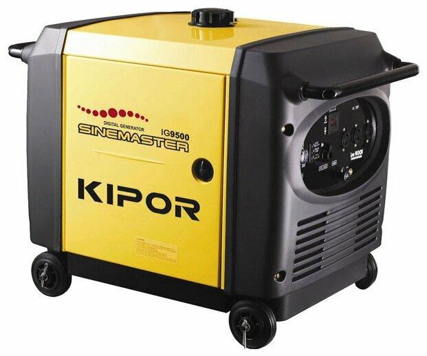 бензиновая электростанция kipor ig9500