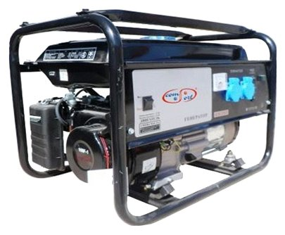 бензиновая электростанция комфорт бг-10квт эс