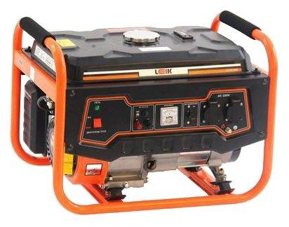 бензиновая электростанция leek le pg 3600