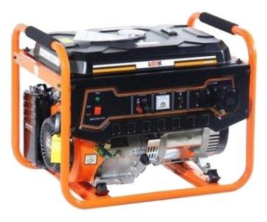 бензиновая электростанция leek le pg 6500