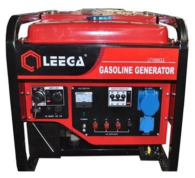 бензиновая электростанция lega power lt 11000clea