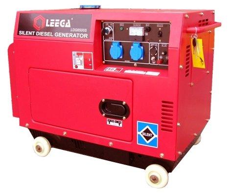 бензиновая электростанция lega power lt 6500sa