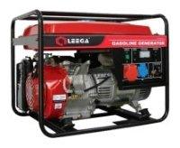 бензиновая электростанция lega power lt 7500clea-3