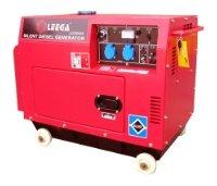 бензиновая электростанция lega power lt 7500sa