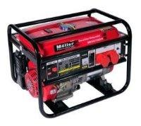 бензиновая электростанция moller mr/ggt 6500r