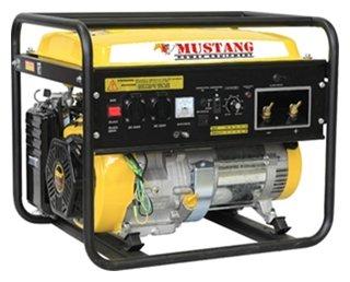 бензиновая электростанция mustang cgw210