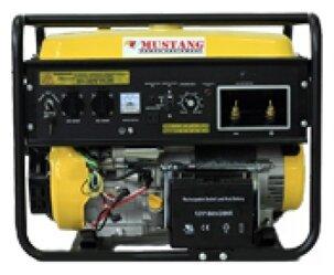 бензиновая электростанция mustang cgw210e1