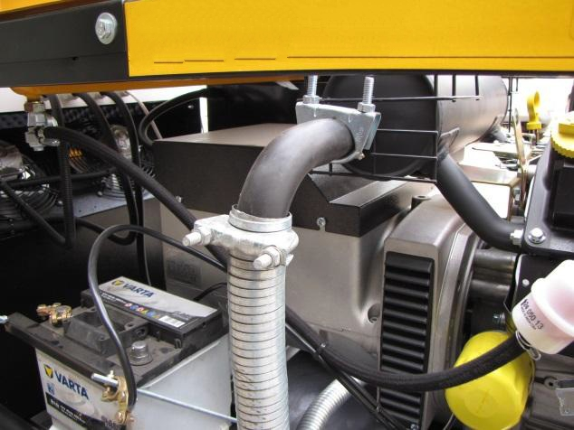бензиновая электростанция mvae бг 6500