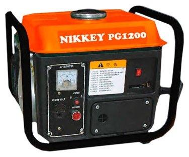бензиновая электростанция nikkey pg-1200