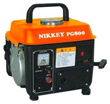 бензиновая электростанция nikkey pg-800