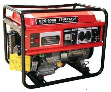 бензиновая электростанция patriot rpg-6500