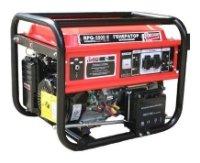 бензиновая электростанция patriot rвg-5000e