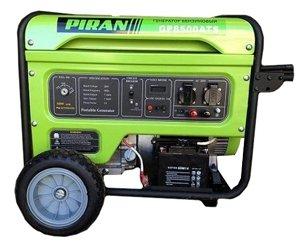 бензиновая электростанция piran gp8500ats