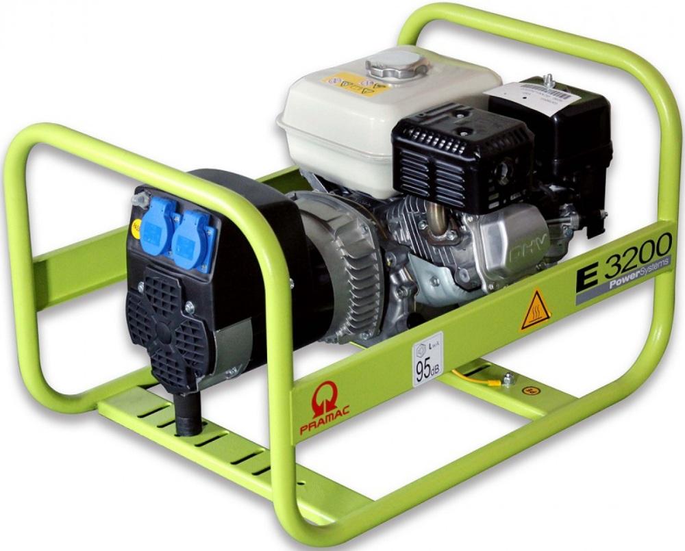 бензиновая электростанция pramac e3200