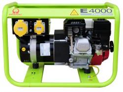 бензиновая электростанция pramac e4000