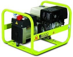 бензиновая электростанция pramac e5000