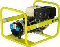 бензиновая электростанция pramac e8000