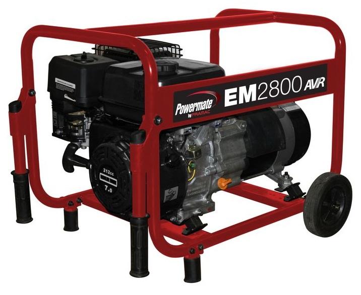 бензиновая электростанция pramac em4000