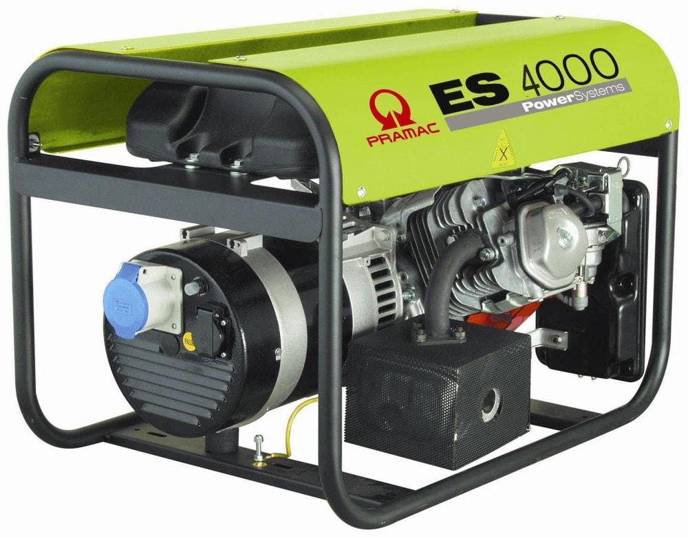 бензиновая электростанция pramac es4000