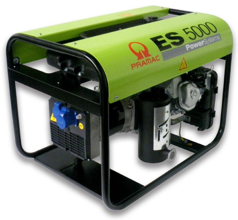бензиновая электростанция pramac es5000
