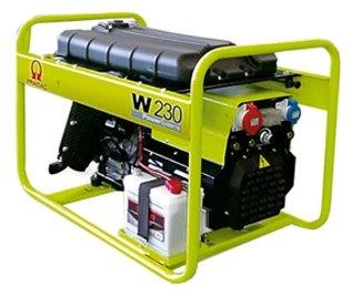 бензиновая электростанция pramac hg w230 dc