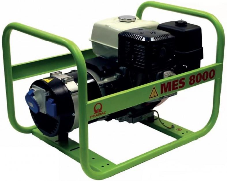 бензиновая электростанция pramac mes8000