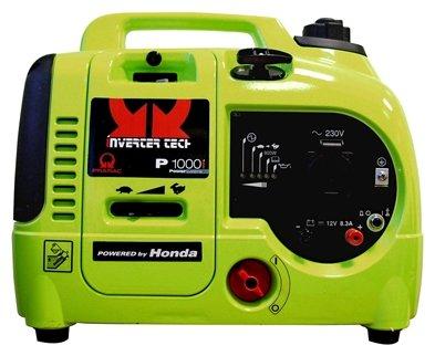 бензиновая электростанция pramac p 1000i inverter