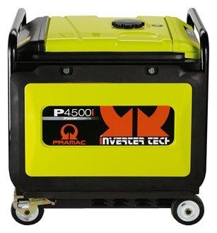 бензиновая электростанция pramac p 4500i inverter