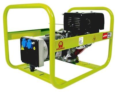 бензиновая электростанция pramac px 4000