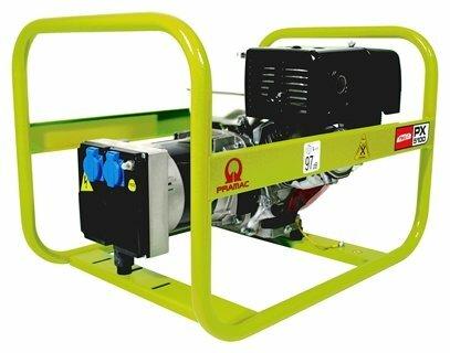 бензиновая электростанция pramac px 7000