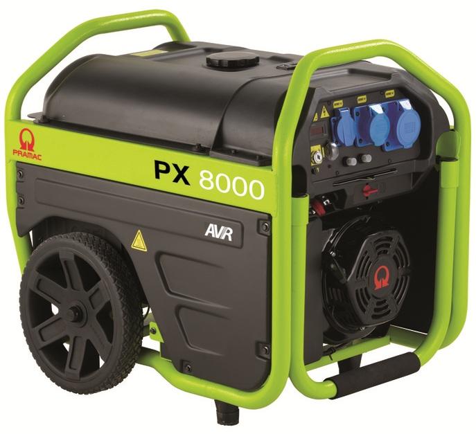 бензиновая электростанция pramac px8000