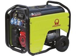 бензиновая электростанция pramac s5000